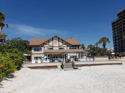 Palm Crest Resort Front